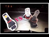 Авто Светодиоды vs Галоген! Тест сравнение STARLED h11 2cree