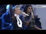 Laima Vaikule un Aminata - Vilceni (Концерт