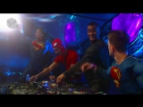 Super Heroes - Tomorrowland Brasil (01/05/2015)