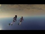 Скайдайверы в Дубае