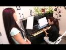 """Идеальная женщина, урок вокала в музыкальной школе """"Виртуозы"""""""