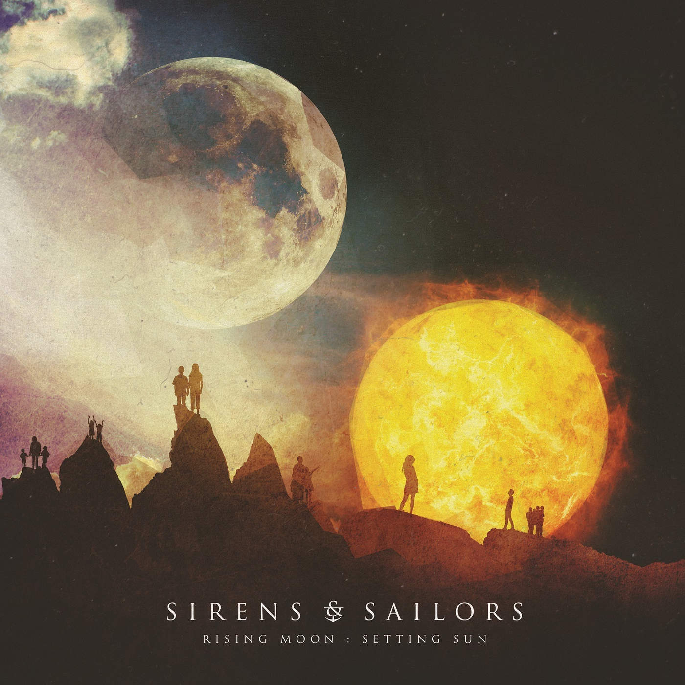 Sirens & Sailors - Rising Moon: Setting Sun (2015)