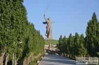 10 августа 2014 - Волгоград: Мамаев курган