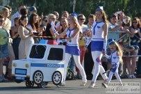 08 июля 2014 - 1й Парад колясок в Тольятти