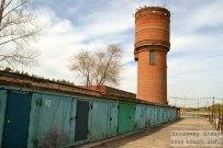 05 мая 2014 - Водонапорная башня в Комсомольском районе Тольятти
