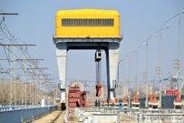 21 апреля 2014 - Жигулёвская ГЭС: Открытие водосливной плотины