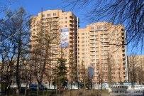 23 апреля 2014 - Тольятти: Жилой комплекс Ладья, Революционная 3а
