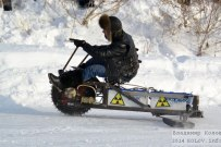 25 января 2014 - Самарская область: 10-й слет SNOWDOGS. Унимото и гонки на мотоциклах с колясками