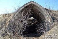 19 апреля 2014 - Самарская область: Заброшенная военная часть 28042 у села Валы