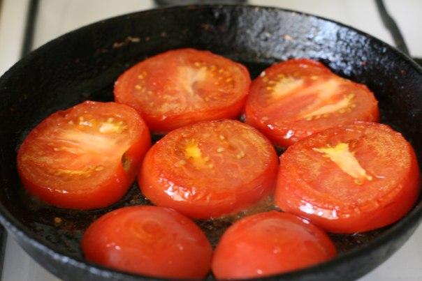 Пожарить баклажаны сковороде рецепт фото