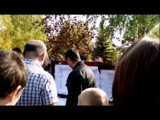 Похороны Аркадия Кобякова.23.09.2015.HD (original)