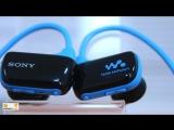 Sony Walkman NWZ W274S- Водонепроницаемый цифровой музыкальный плеер