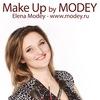 Идеальные брови, макияж, прически от Елена Модей