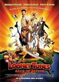 ���� ����: ����� � ���� / Looney Tunes: Back in Action (2003)