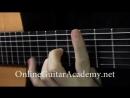 Symphony No 40 by W A Mozart first movement arranged for classical guitar by Emre Sabuncuoglu