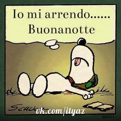 картинки на итальянском языке спокойной ночи