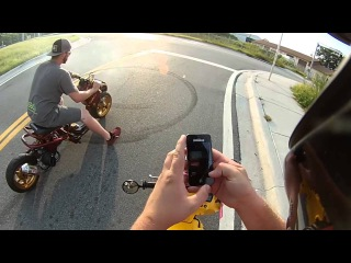 Florida Ruckus Riders - Cocoa Beach Ride 2013
