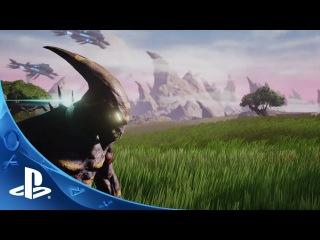 Shadow of the Beast - Paris Games Week 2015 Trailer | PS4