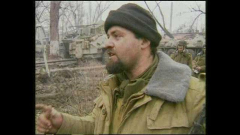 Я, капитан Антонов... (Грозный, январь 1995)