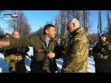 Диалог Александра Захарченко с офицером ВСУ 15.01.2015