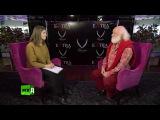 Эксклюзивное интервью Вячеслав Полунин
