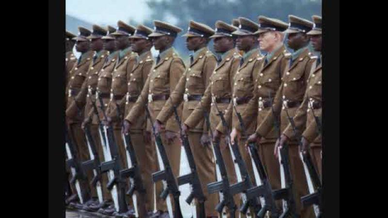 Clem Tholet — Rhodesians Never Die