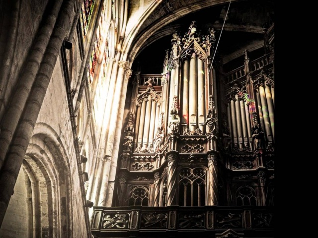 Marco Lo Muscio Gothic Visions from Perotinus Time (Organ Visions n.1)