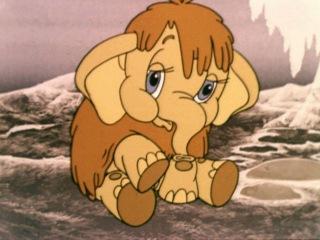 """Песенка мамонтёнка - песня из мультика """"Мама для мамонтёнка"""""""