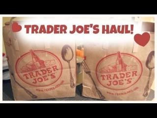 TRADER JOE'S Haul!! (And Target)