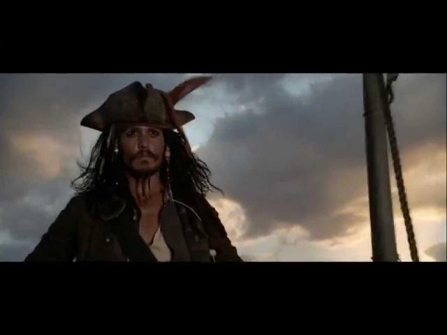 [ТРЕЙЛЕР] Пиратов Карибского Моря - Проклятие Черной Жемчужины. (2003) 12