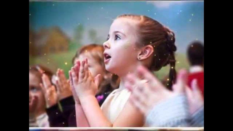 Дети и NUGA BEST фото клип