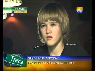 Крыжановский интервью Чемпион мира 2014 по бильярду(2009)