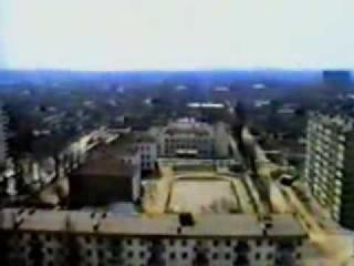 Осень 1999 г. - 2-й этап бомбардировок Грозного