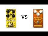 Walker Effects King Bee MK2 vs Mad Professor Sweet Honey Overdrive
