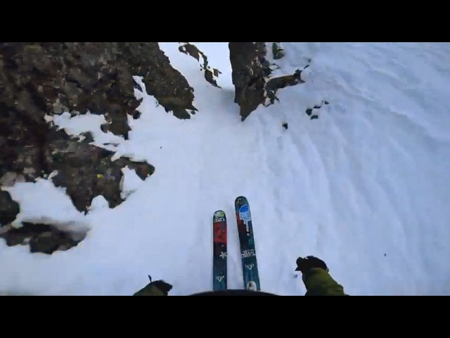 Not Powder Skiing, It's Sh*t-F*ck Skiing | Likebomb Skiing, Ep. 1