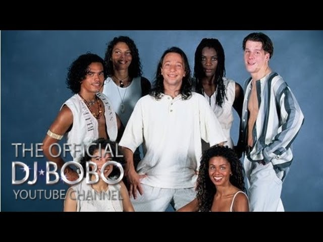 DJ BoBo - LET THE DREAM COME TRUE ( Official Music Video )