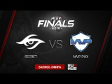 Team Secret vs MVP Phoenix MLG LAN FINALS Game 1 by GodHunt & Goblack