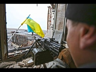ATO Украинские воины Типичные киборги--- З колін ставали кароокі чорноброві!!!!