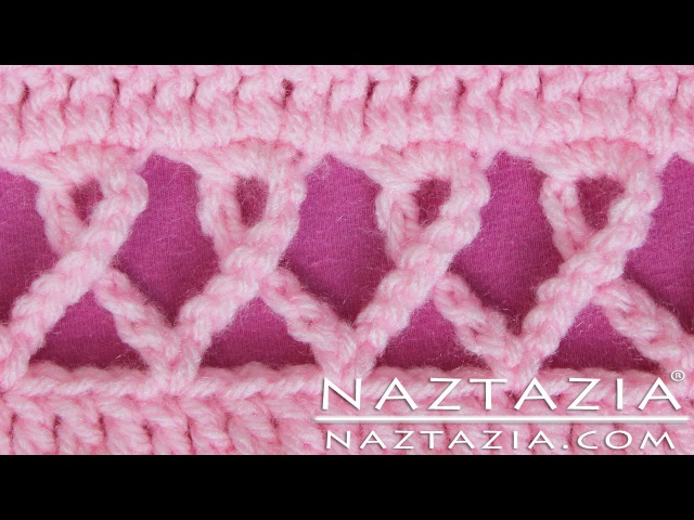 DIY Crochet Pink Awareness Ribbon Scarf Prayer Shawl Wrap Blanket Stitch Breast Cancer Other Causes