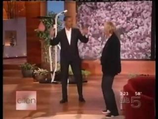Obama dancing to Zinaida Julea