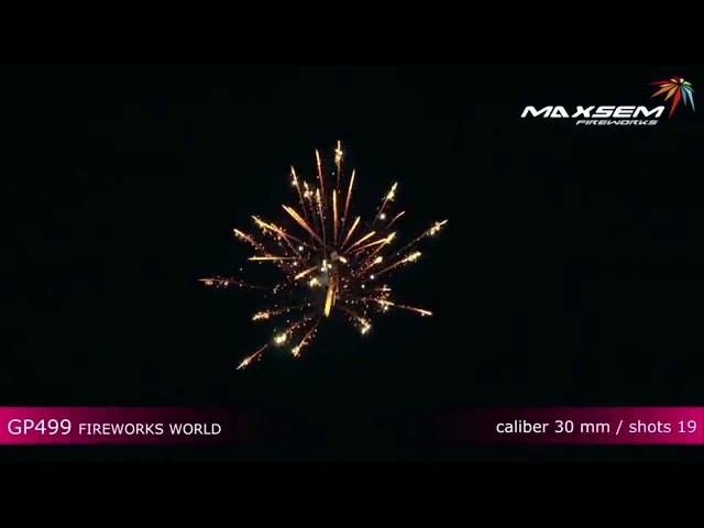 GP499 FIREWORKS WORLD
