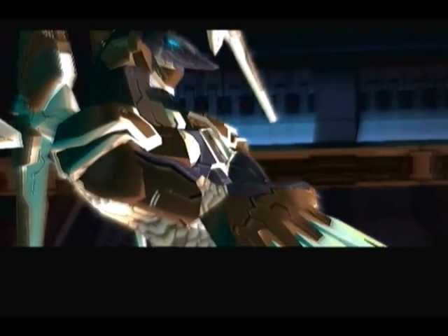 Zone of the Enders: The 2nd Runner (PS2) Gameplay