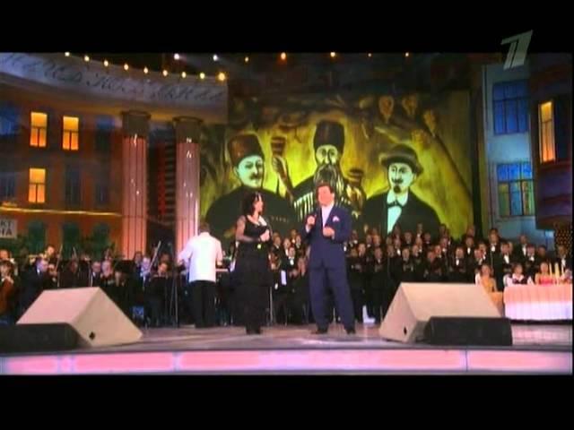 Иосиф Кобзон И снова день рождения 11.09.2009 г.
