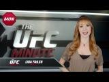 UFC Minute: Week in Review Nov 3-7