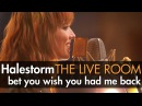 Halestorm Bet You Wish You Had Me Back captured in The Live Room
