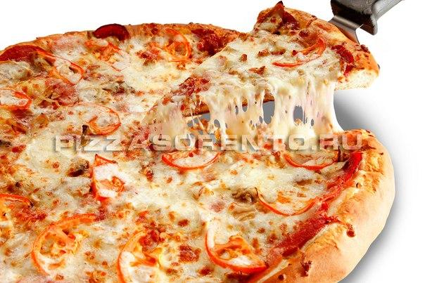 пицца сорренто рецепт