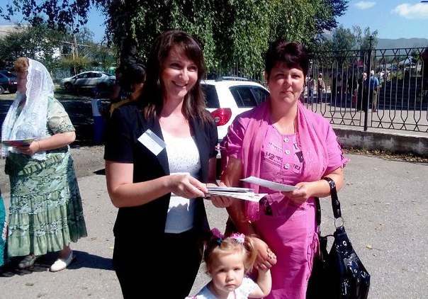 В «День рождения Зеленчукской» специалисты управления ПФР провели «Акцию выходного дня»