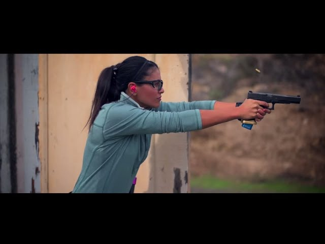 Women are here and they're taking over competitive shooting | 5.11 Tactical