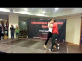 Morenasso and Anais. Sensualdance Symposium Madrid. Workshop Kizomba Int.