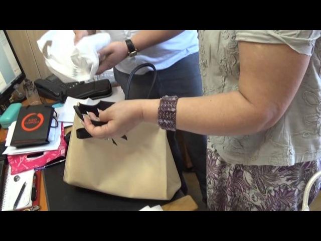 Оперативное видео по задержанию сотрудницы Управления Министерства здравоохранения МО